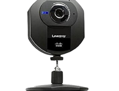 Paramètrage WEBCAM IP Linksys