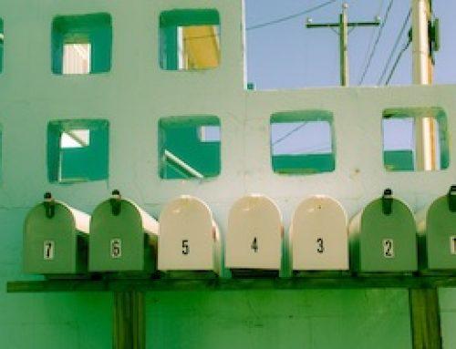 Sauvegarde des règles de messagerie