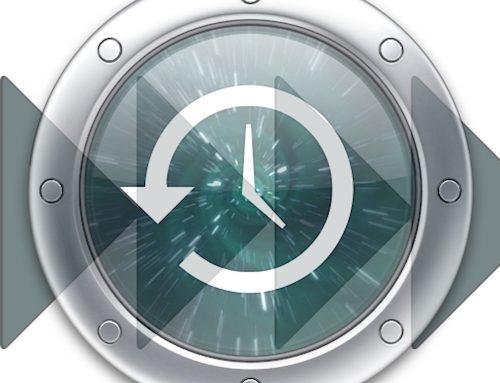 Accélérer TimeMachine