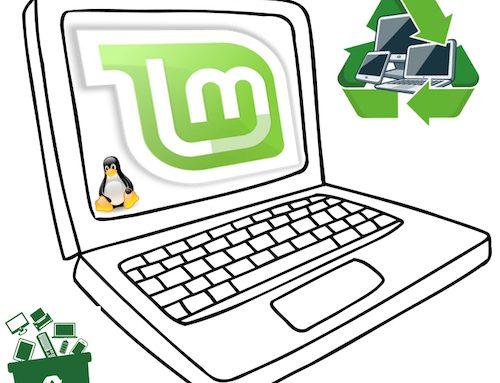 Recycler un PC