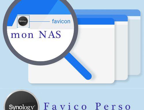 Personnaliser le FAVICON de DSM