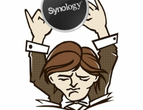 Composer sur DSM Synology